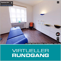 Rundgang durch unsere Physiotherapie