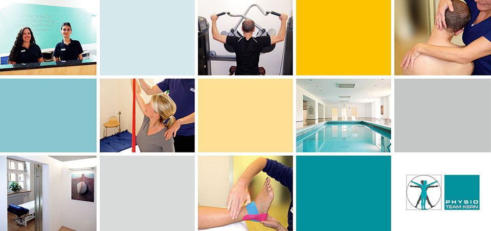 Physiotherapie, Training und Wellness in München